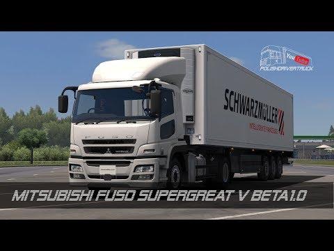 Mitsubishi FusoSuper Great v1.0 (1.28)