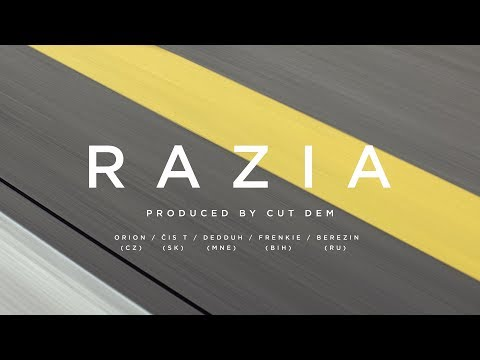 Berezin (П-13) — Razia (feat. Cut Dem, Čis T, Frenkie, Orion, Dedduh)