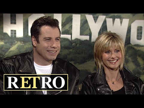 Grease: John Travolta and Olivia Newton-John Reflect on THAT Finale Reveal   rETro