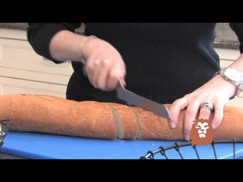 Winco Bread Knife