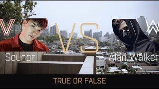 K-391 - True or False Challenge w/ Alan Walker & Seungri