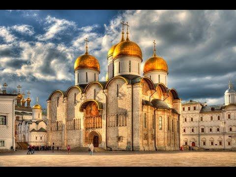 Самые красивы православные храмы