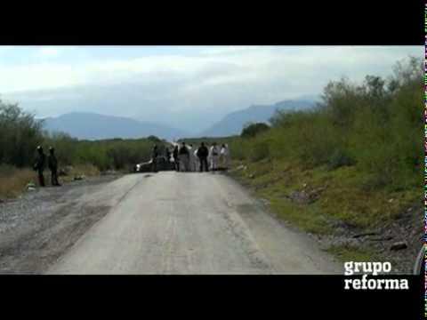 Torturan y matan a hombre en Cadereyta