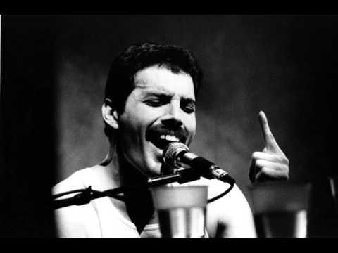 Freddie Mercury Don't Stop Me Now Vocals
