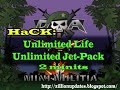 How to Hack | Mini Militia | Unlimited Life+ jet pack+gas granate+ammo