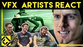 Video VFX Artists React to Bad & Great CGi 3 MP3, 3GP, MP4, WEBM, AVI, FLV September 2019
