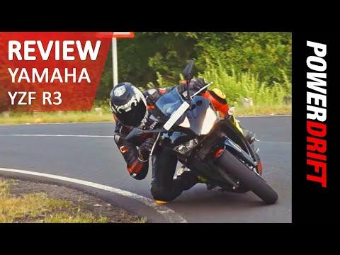 2015 Yamaha YZF - R3 | Review | PowerDrift