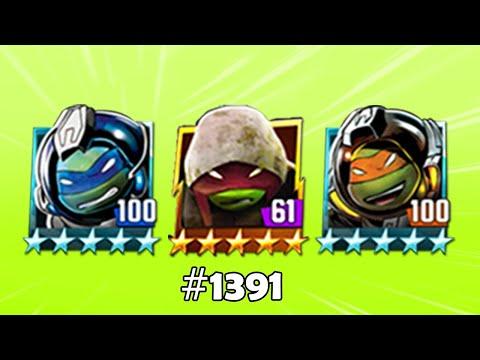 Teenage Mutant Ninja Turtles Legends - Part 1391