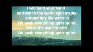 Quiet Audio with Lyrics by Jason Mraz