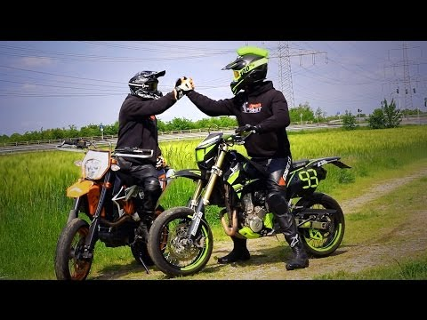Two Friends One Passion - Supermoto
