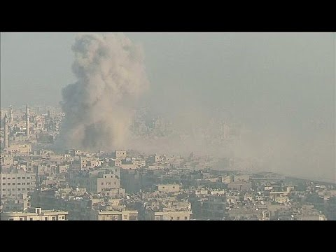 Χαλέπι: Μόνο λίγες ώρες κράτησε η κατάπαυση του πυρός-Νέες σφοδρές μάχες