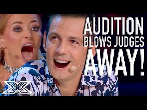 INCREDIBLE 'I Put a Spell on You' Cover Blows Judges & Audience AWAY! | X Factor Global