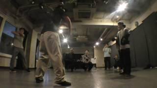 GOTCHA (Legit & Muzzle) vs Mavericks (ryo & FatSnake) – HiJump!!vol.22 POP DANCE BATTLE BEST8 EX