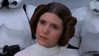 Iconic actress Carrie Fisher dead