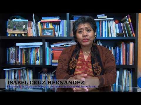 México sin pobreza – Isabel Cruz Hernández directora de la Asociación Mexicana de Uniones de Crédito del Sector Social (AMUCSS)
