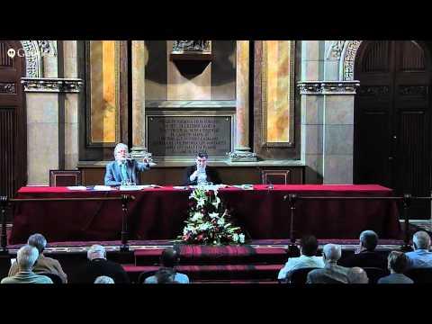 Josep Rius-Camps i Daniel Marguerat, ponents de la Jornada Acadèmica 'L'Evangeli de Lluc'