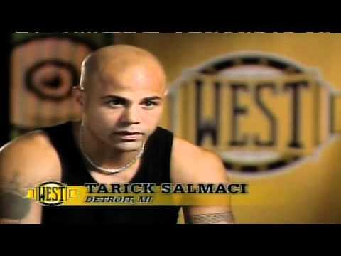 The Contender season one- Tarick Salmaci