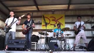 Video DBK - Zapálim (Live)