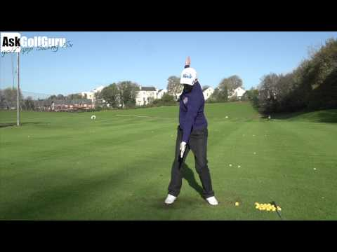 Hip Turn Golf Lesson