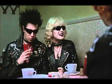 Sid Vicious and Nancy Spungen - Sid and Nancy