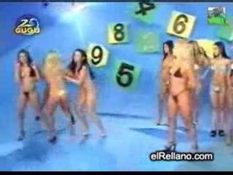 BIKINI: Pleito en un Casting de Bikinis, CUANTOS GOLPES