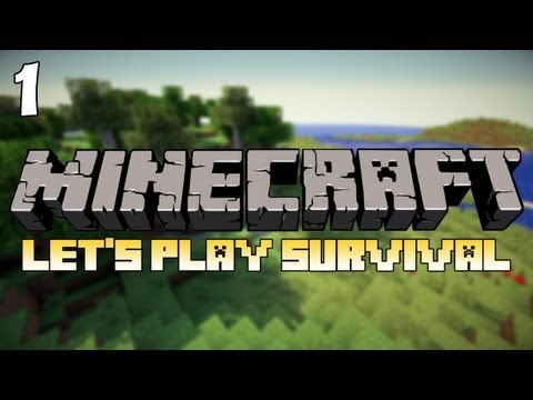 Let's Play Minecraft [ITA] - Ep.1 - L'inizio