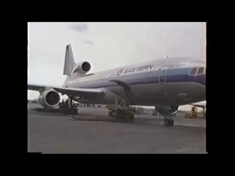 Rare footage from an Eastern Airlines...