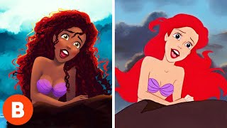 Video What These Disney Characters Were Supposed To Look Like MP3, 3GP, MP4, WEBM, AVI, FLV Agustus 2019