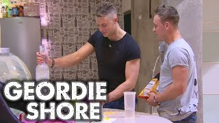 Geordie Shore Season 5 | Scotty T Trashes the House | MTV