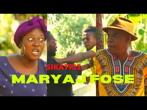 SIKATRIS ! MARYAJ FOSE : Ti-goute (Full comedy) Siméon, FaFane, Welka, Jeff, Jonathan YouTube comedy