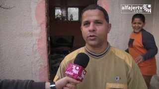 بعد عرض التقرير على شاشة الفجر الجديد متبرع يقوم بتأهيل منزل غسان الهمشري بالتعاون مع الزكاة