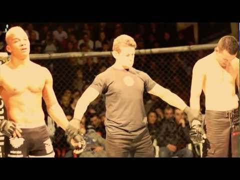 Deybi Lima (SMD) vs Pedro Carvalho (RS Team) - MMA - Cage Figthers