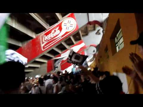 La murga del olimpia / previa / Que paso con el aguante en barrio obrero.. - La Barra del Olimpia - Olimpia