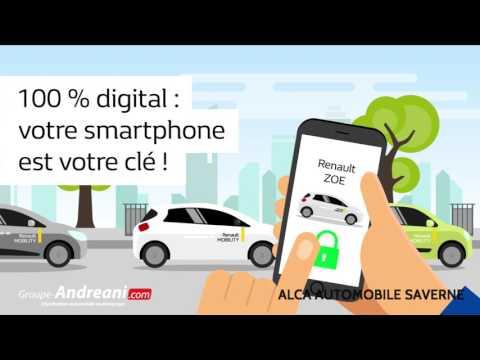 Renault Mobility à Saverne