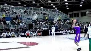 Dar Tucker (Dunk #1) - 2010 D-League Dunk Contest