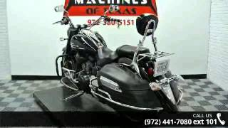 8. 2009 Yamaha Roadliner Midnight  - Dream Machines of Texas...