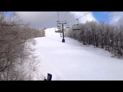 Bromley Mountain Snow Blast 12/22