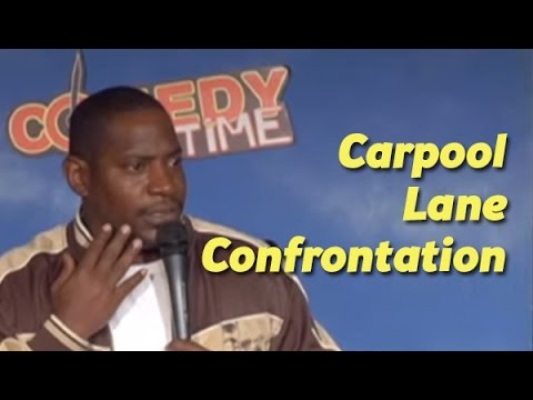 Carpool Lane Confrontation - Funny4Shizzle
