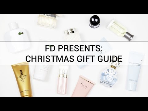 FD Presents: Christmas Gift Guide