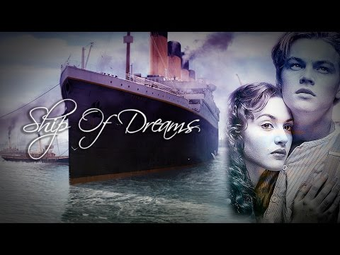 """""""My Heart Will Go On"""" Titanic Music Video 