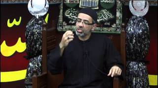 09 I Br Khalil Jaffer I The Origin and the Return Series I Muharram 1436