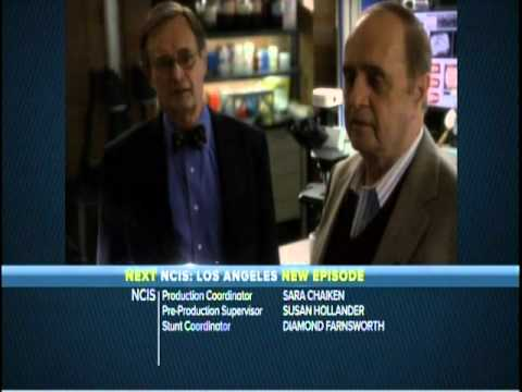 NCIS: Naval Criminal Investigative Service 8.12 (Preview)
