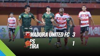 Video [Pekan 19] Cuplikan Pertandingan Madura United FC vs PS Tira, 3 Agustus 2018 MP3, 3GP, MP4, WEBM, AVI, FLV Agustus 2018