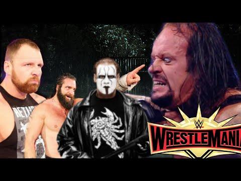 3 Best Opponent For Undertaker at Wrestlemania 35 | Undertaker Wrestlemania Match
