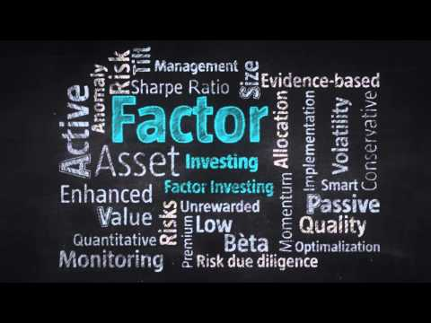 The rise of Factor Investing - is it just a hype? (2014)