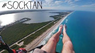 Video Flying Over The Beach On My Paramotor MP3, 3GP, MP4, WEBM, AVI, FLV Mei 2018