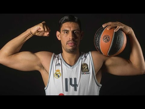 MVP for December: Gustavo Ayon, Real Madrid