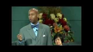 Senate Chaplain Barry Black -- The Reviving Power Of God's Word