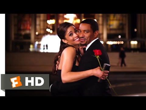 Jumping the Broom (2011) - Surprise Proposal Scene (1/10) | Movieclips