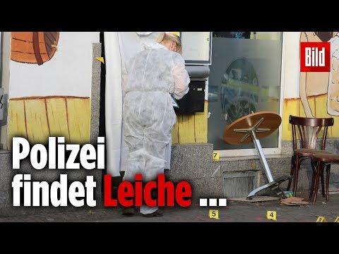 Schießerei in Leipzig – die Staatsanwaltschaft ermitte ...
